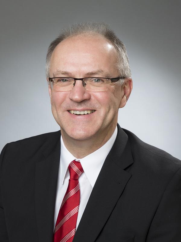 Marktdirektor Geschäftbereich Firmenkunden Ansgar Nierling